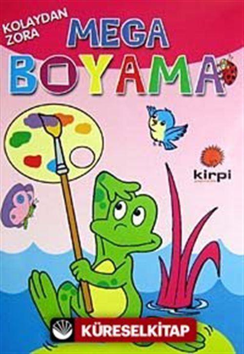 Mega Boyama 25 Indirimli
