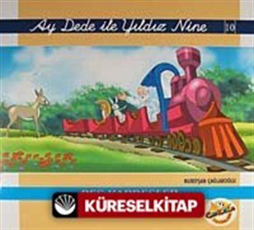 Ay Dede Ile Yildiz Nine 10 Kitap Takim Nurefsan Caglaroglu