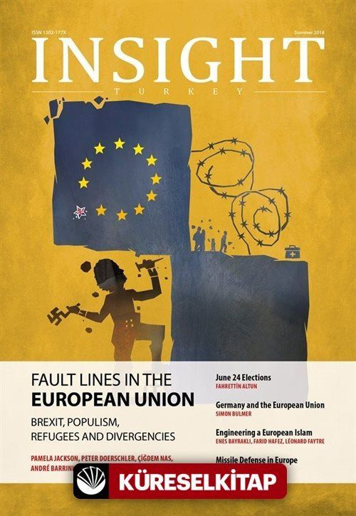 Insight Turkey Vol. 20, No. 2 Fault Lines in the European Union